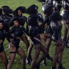 The Bolton News: Beyonce's performance at the Super Bowl was much more political than you might have realised