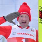 The Bolton News: The Jump's celebrities are not practising enough, according to Eddie the Eagle