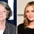 The Bolton News: Can you see the likeness between Maggie Smith and Laura Carmichael? The Downton Abbey casting director certainly could