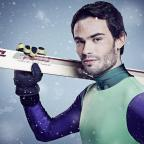 The Bolton News: The Jump loses FOURTH contestant to injury as Mark-Francis Vandelli fractures ankle