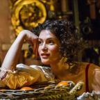The Bolton News: Gemma Arterton embracing stage challenge as she takes on Nell Gwynn role