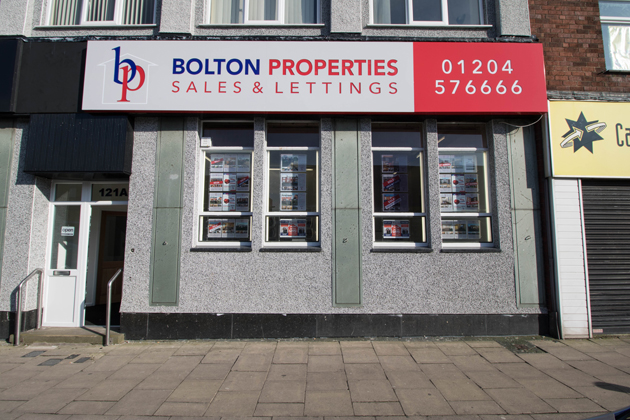 The Bolton News: Bolton Properties Office