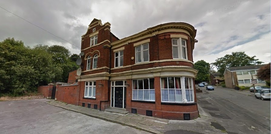 DEMOLITION: Former Arkwright's Ale House pub is to be pulled down in the hope housing can be built. Pic: Google Maps
