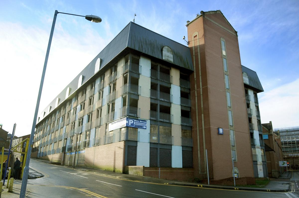 plans to turn bow street car park in bolton into afflecks palace plans to turn car park into afflecks palace style town centre shopping complex