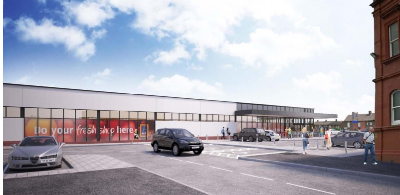 FUTURE: How the new Aldi store will look