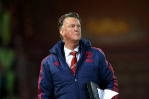 Louis van Gaal adamant he is staying at Manchester United