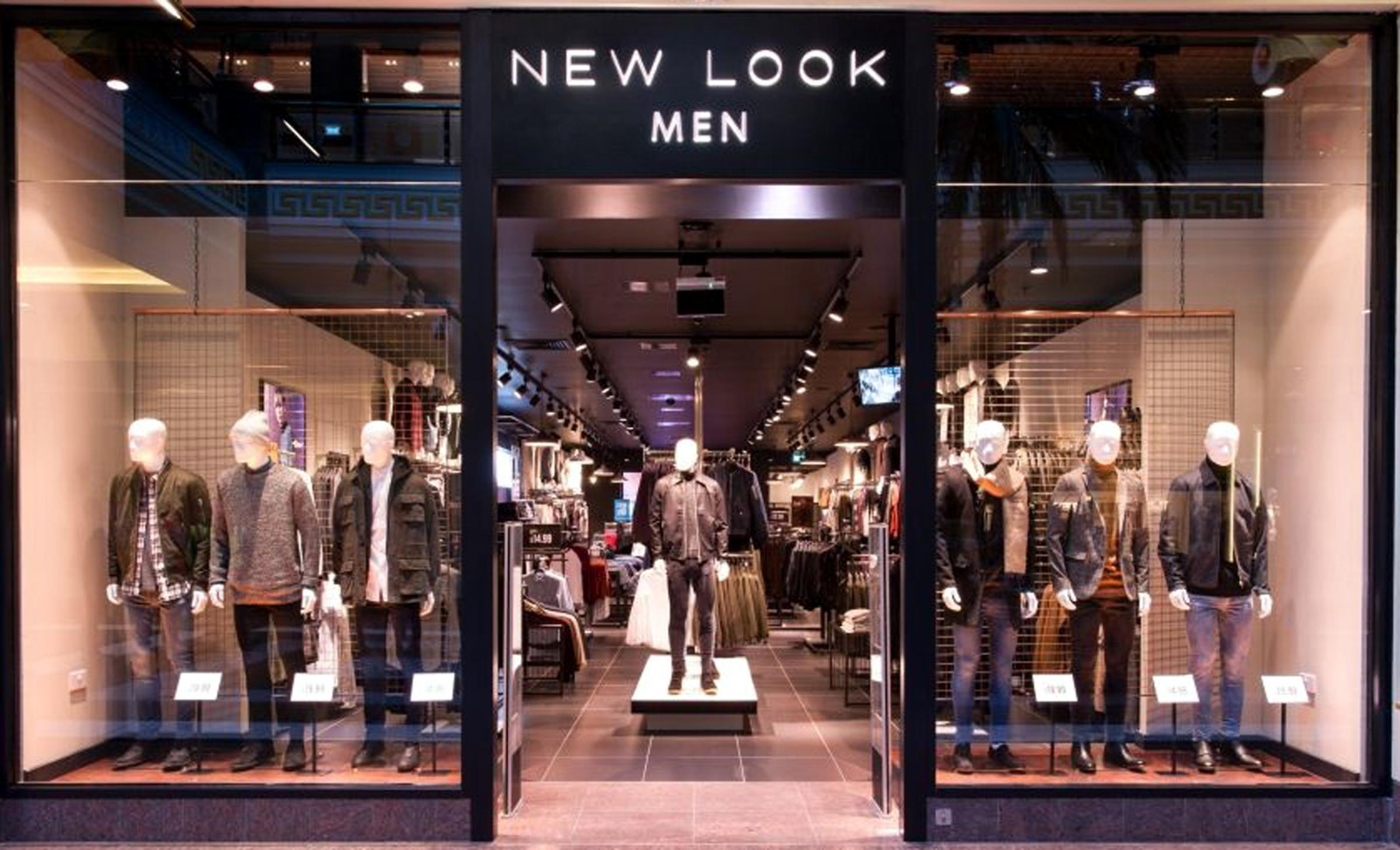 0937558ef REVEALED: New Look Men store to open in Bolton and neighbouring women's  shop to expand | The Bolton News