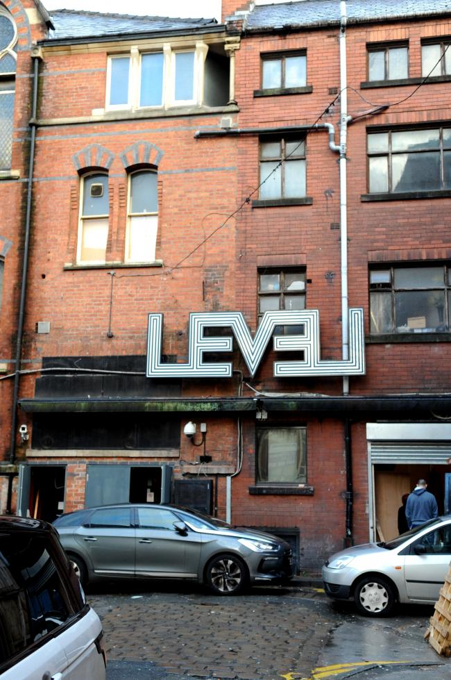 Level Nightclub Asbestos