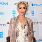 The Bolton News: Rita Ora treated in hospital 'suffering from exhaustion'