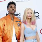 The Bolton News: Iggy Azalea shares upset over cheating claims involving her ex-fiance NBA star Nick Young
