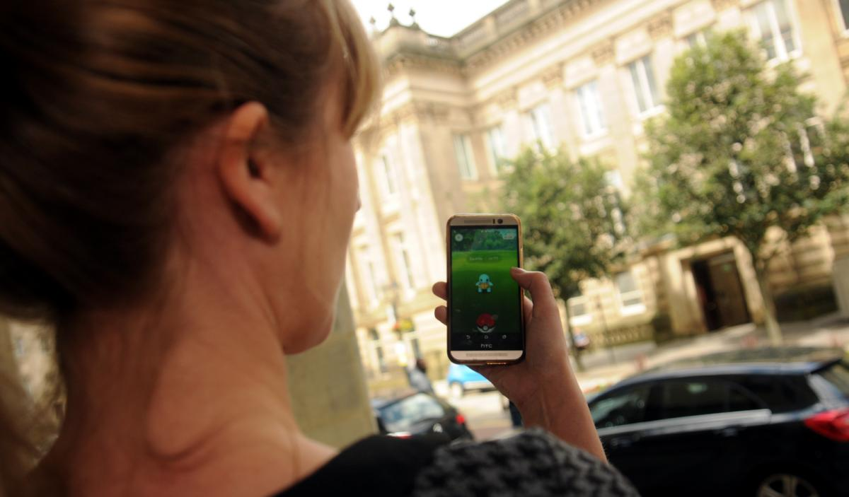 EXPLAINER & MAP: What is Pokemon Go and where are Bolton's Pokestops