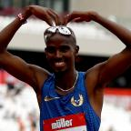 The Bolton News: Growing up in a shack fired Mo Farah towards Olympic glory