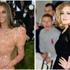 The Bolton News: Adele and Beyonce to battle it out at MTV VMAs