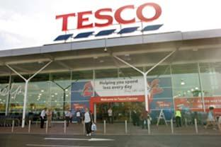The Bolton News: Supermarket giants - Tesco and Sainsbury's can absorb the cost of fuel increasing because of their size. (26865-2 & 43492-a)