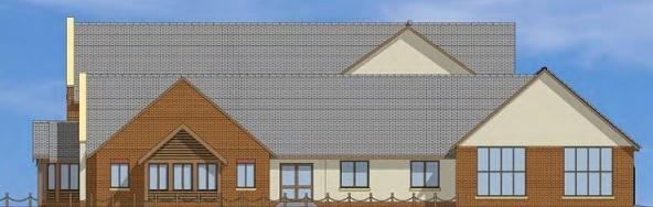 APPROVED The Farmhouse Inn Will Be Built At Logistics North