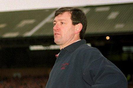 Bruce Rioch had the highest win percentage of any full-time Wanderers manager