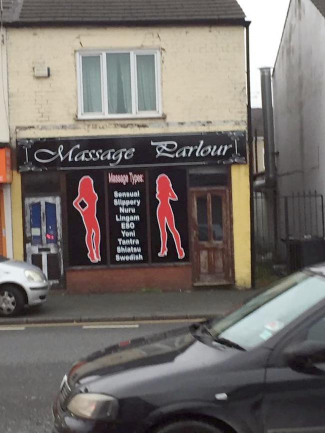 Erotic massage high wycombe