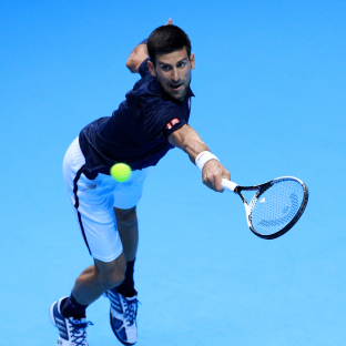 Djokovic Makes Winning Start At O2 But Struggles To Keep Lid On