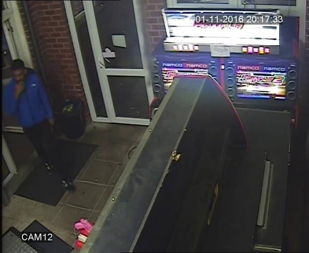 The Bolton News: APPEAL: Police want to speak to this man in connection with a car park robbery