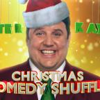 The Bolton News: FESTIVE LINE-UP: Peter Kay's Christmas Comedy Shuffle.
