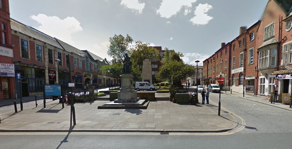 Teenager fractures jaw and damages teeth in yet another 'coward punch' attack in town centre