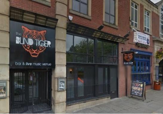 The Bolton News: DJ: Blind Tiger in Nelson Sqaure, Bolton
