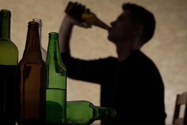 ISSUE: More youngsters are drinking alcohol in school