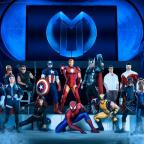 The Bolton News: Marvel Universe Live!