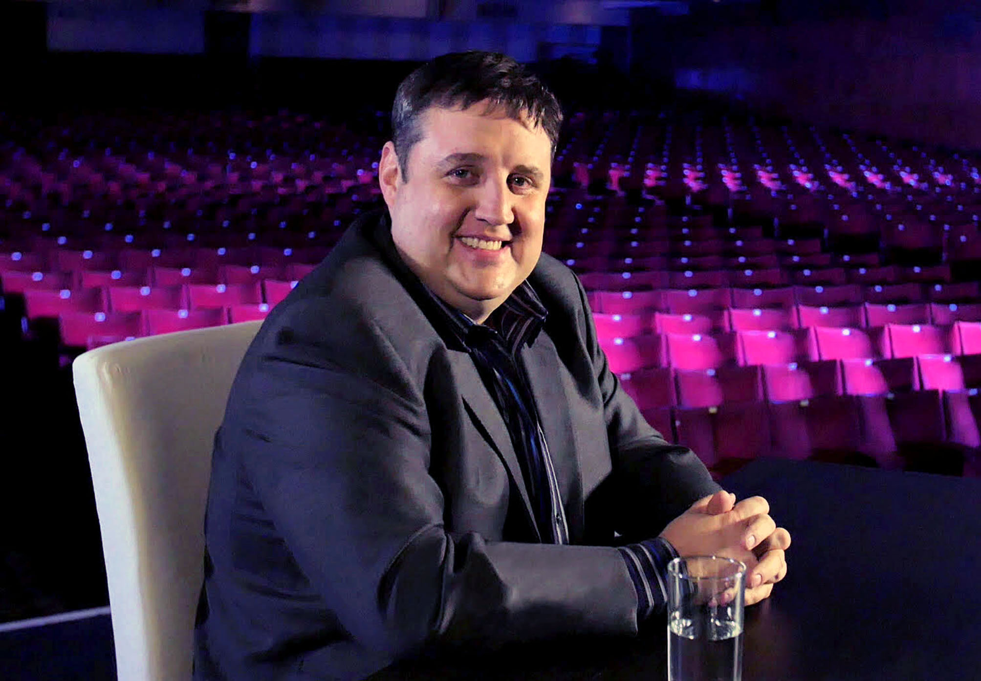 Peter Kay to host The Bolton News 150th anniversary talent show
