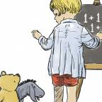The Bolton News: Parents are 'over-organising' children, says Winnie-the-Pooh writer