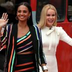 The Bolton News: Britain's Got Fashion! Alesha Dixon and Amanda Holden have BGT style-off