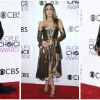 The Bolton News: People's Choice Awards fashion: J.Lo, SJP and Blake Lively - who stunned and who should sack their stylist?