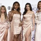 The Bolton News: Fifth Harmony perform as a four-piece for the first time at People's Choice Awards