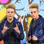 The Bolton News: Jedward offer flawless logic for why the CBB toilet is a mess...then get back to eating a strawberry