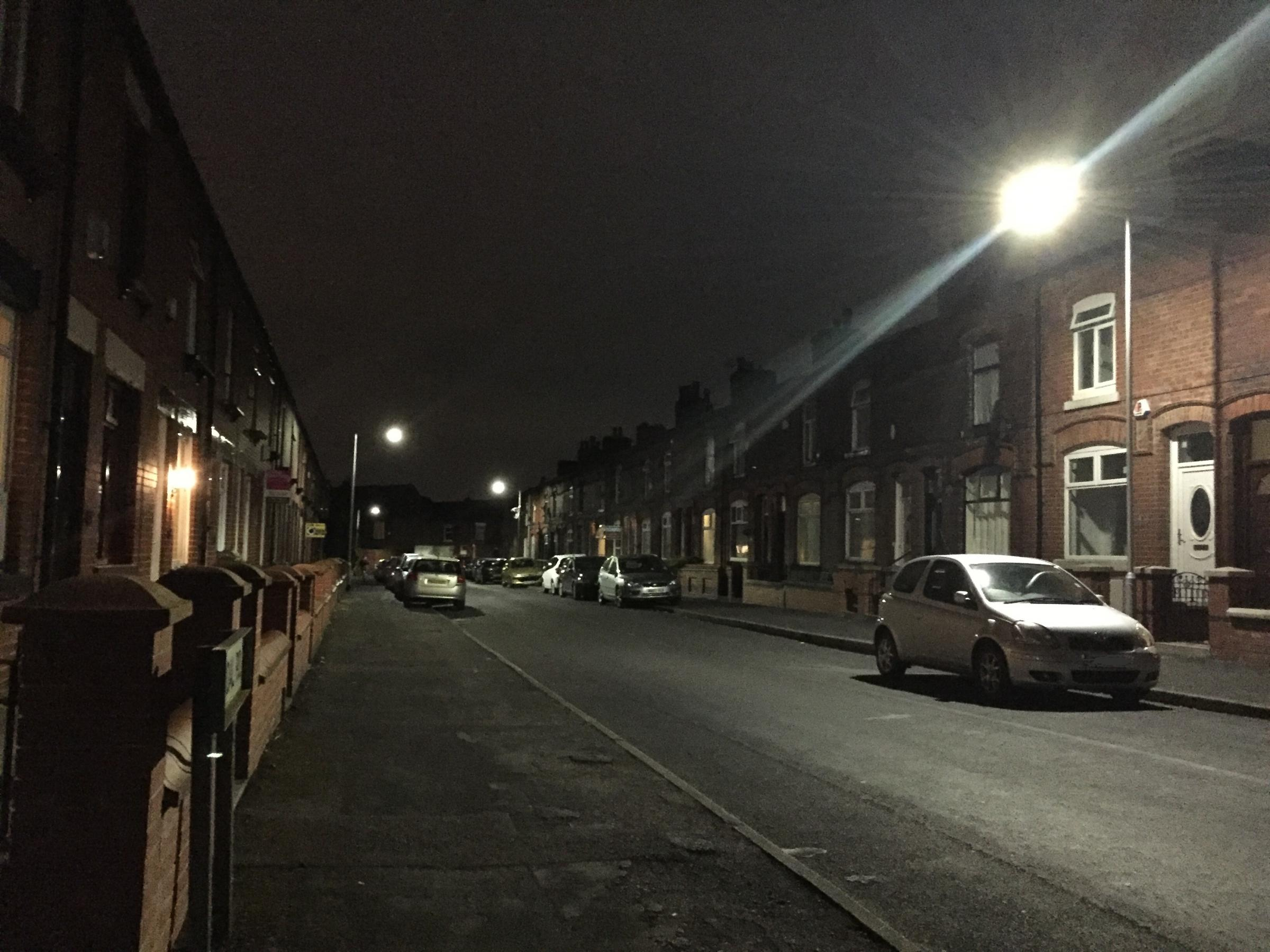 ROLLOUT New LED lighting in Halliwell & Three quarters of Boltonu0027s streets are using new environmentally ... azcodes.com