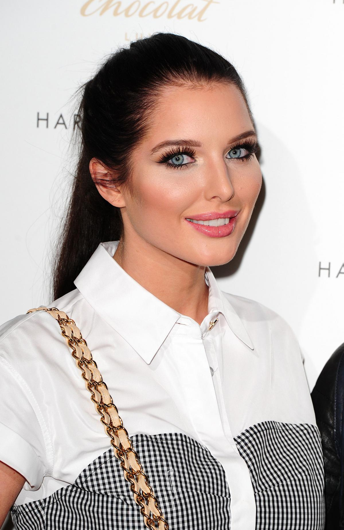 Helen Flanagan Ready For Rosies Roving Return To Corrie