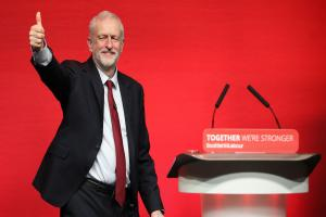 Jeremy Corbyn: Labour needed more than ever but we must stay united