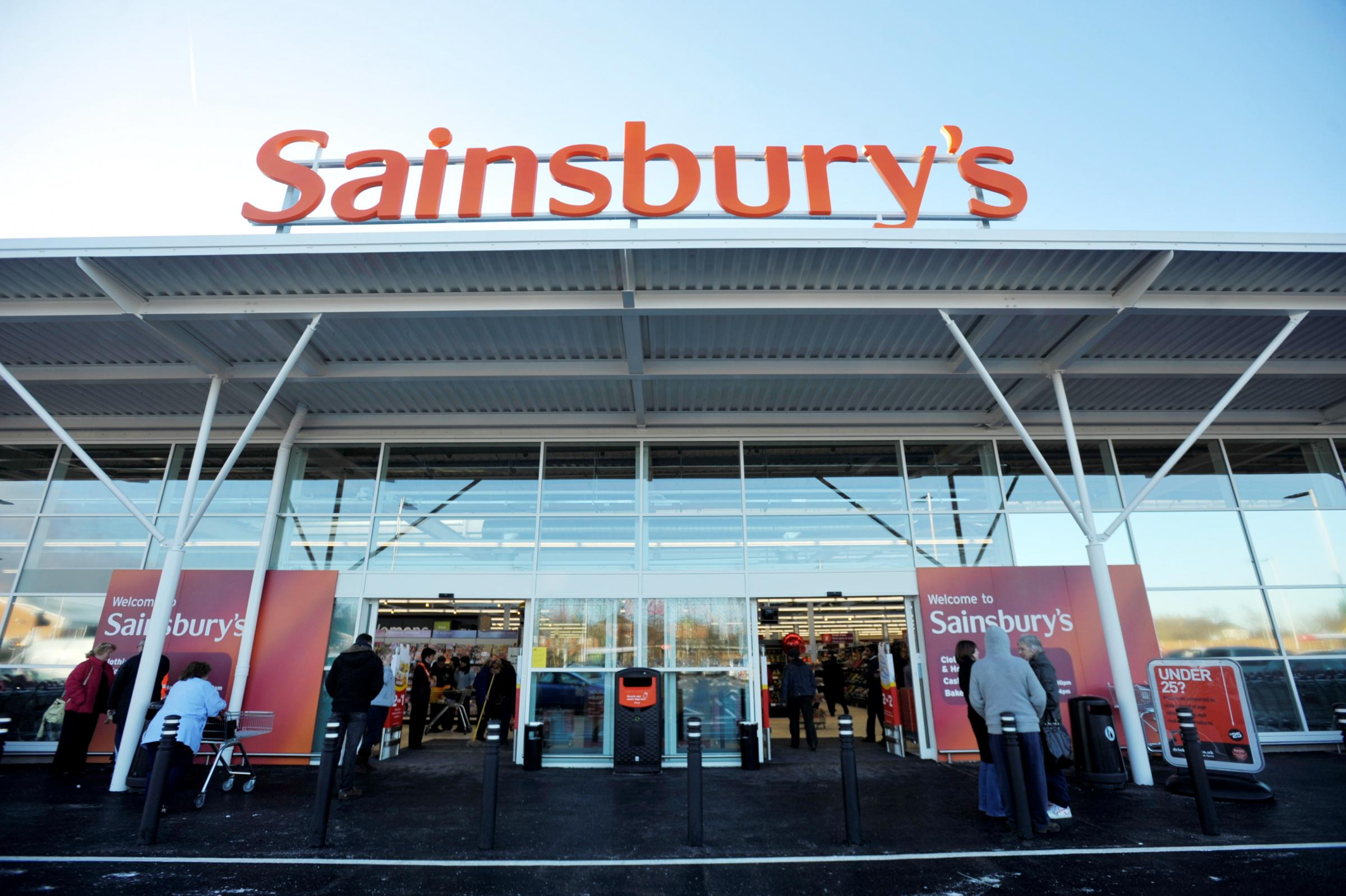 Sainsburys On Cricketers Way Westhoughton Targeted By