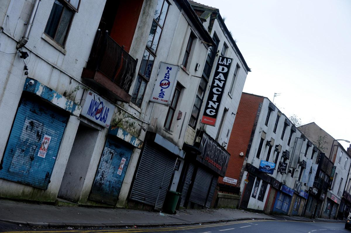 Bolton Town Centre Is Sixth Worst In Uk For Empty Shops The Bolton