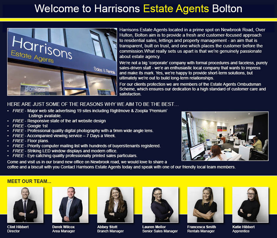 The Bolton News: Harrisons Bolton