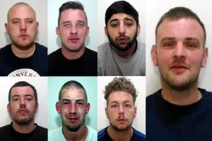 Men imprisoned after being found guilty of gruesome knife, hammer and axe attacks