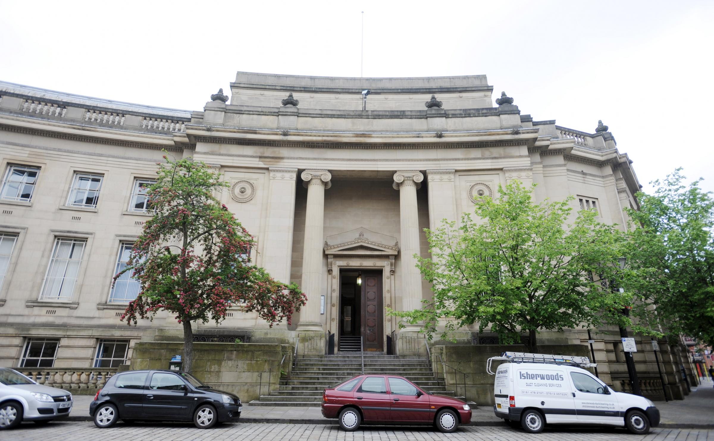 Bolton Magistrates' Court