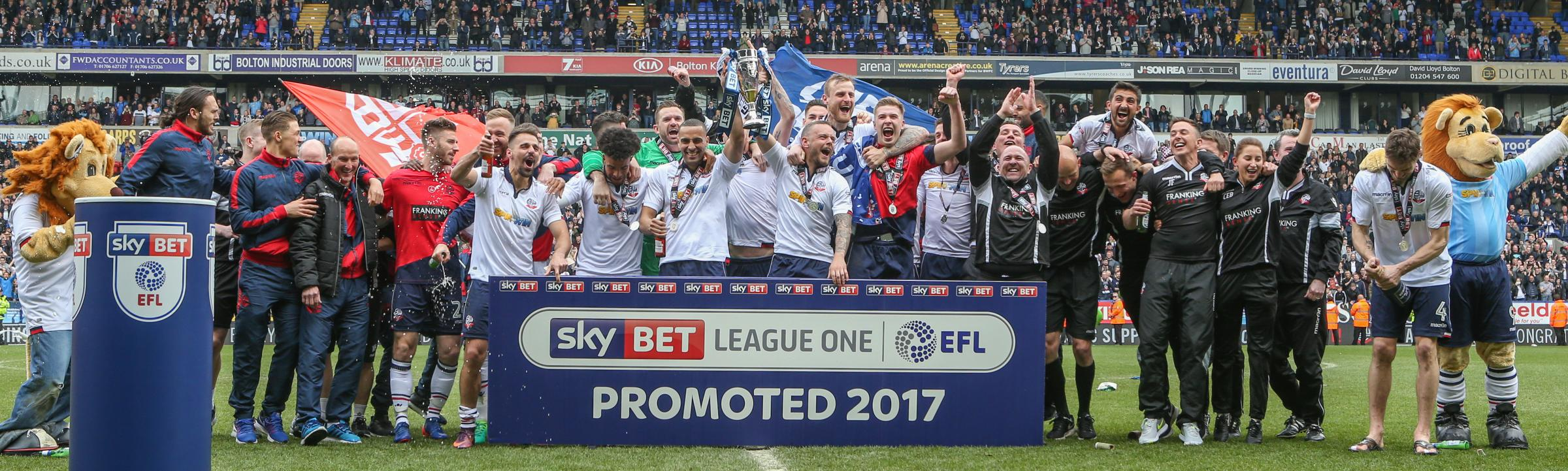 Image result for Bolton promoted