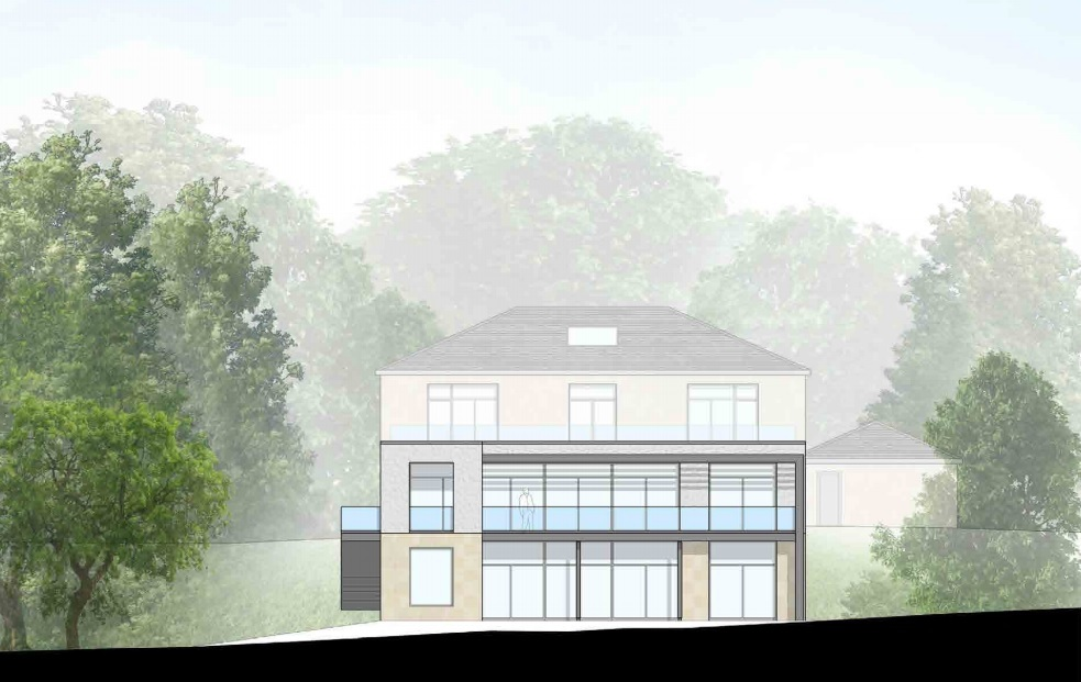 Bolton Council Poised To Reject Gary Nevilleu0027s Latest Plan For A Luxury Home  In Grange Road, Bromley Cross