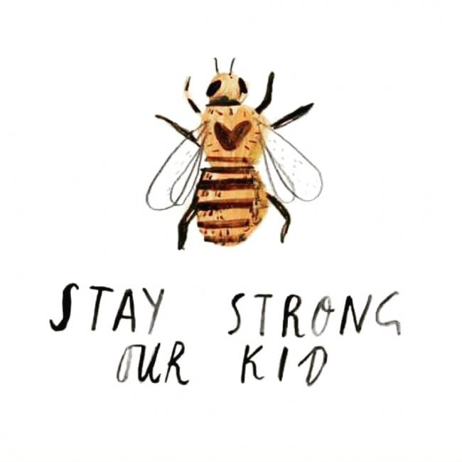 My thoughts and prayers go out to all that have been injured and have lost their lives. So sad hearing this as it's so close to home.  #WeStandTogether #PrayForManchester