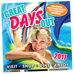 The Bolton News: Great Days Out 2017 Cover