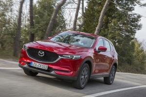 CX-5 DELIVERS NEW LEVELS OF SOPHISTICATION AND STYLE