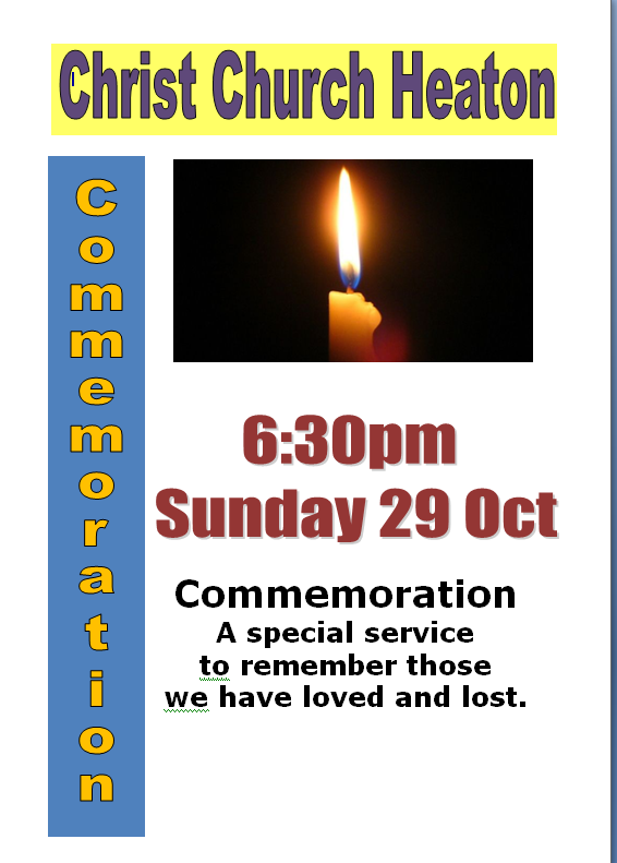 Service of Commemoration