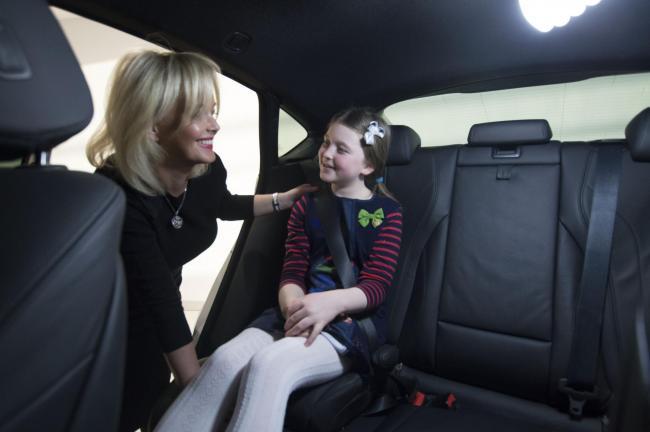 Car Seat Designer Eyes Link To German Giants