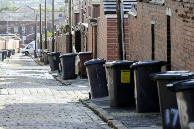 Bin collections 'will not be sold off to private companies'